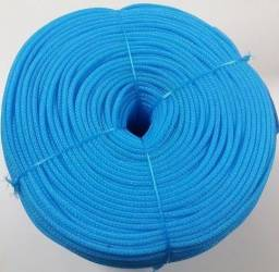 Rolo De Corda Trançada - 100% Polietileno 5 Mm