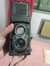 Câmera fotográfica Rolleiflex