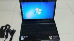 3) 9619-5555 Notebook LG*Processador*Core i5; MemOria 8GB* HD 500* C' Garantia