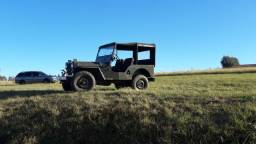Jeep Willys 1951 militar original