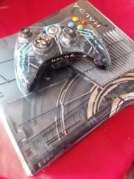 Xbox 360 Halo edição limitada