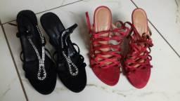 Sandalias por $50