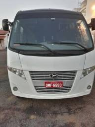 Micro ônibus Volare DW9 2012 c/ 31+2 Poltronas - 2012