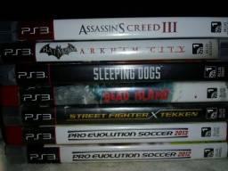 Troco jogos de PS3