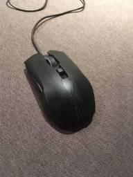 Mouse Devastador 2 vermelho em Otimo estado