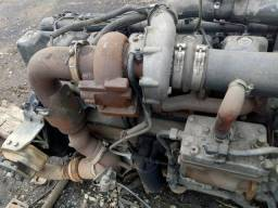 Motor scania f94