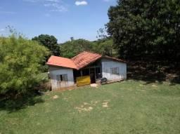 Fazendas no Rio Manso