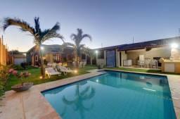 Alugo - Casa Super Aconchegante de 8 suítes com Split p/28 pessoas - Beach Park