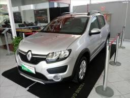 RENAULT SANDERO 1.6 16V SCE FLEX STEPWAY 4P MANUAL - 2018