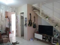 Casa Duplex, 2 quartos! Cond. Residencial Fiori! Ac. Carta e FGTS!