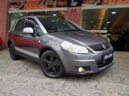 Suzuki SX4 4WD / Automático / Cinza / Top de linha / Petrópolis/RJ - 2012