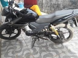 Troco uma moto faze ano 2018 em um terreno em qualque lugar da sobral - 2018