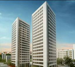 Parnamirim, Local Privilegiado, Flats de 33 à 44m², 1 ou 2 quartos, lazer completo.