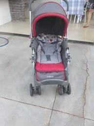 Vendo carrinho de bebê usado 2 meses