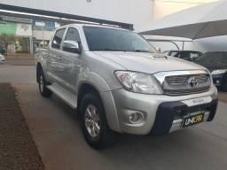 Toyota Hilux CD 3.0 SR 4x4 Mecanica Top. R$ - 2011