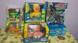 Brinquedos Novos Bate e Volta Musical diversos preços