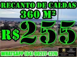 Caldas Novas Lotes - Sítio a Venda no bairro Residencial Lago De Cristal - Calda...