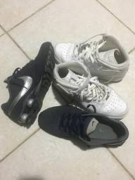 Tênis Nike número 44 ambos originais