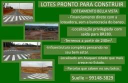Terreno Itinga/Araquari - Pronto para Construir