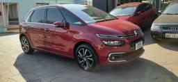 Super oferta Citroën C4 Picasso Intense 1.6 - ano 2018 - abaixo Tabela Fipe