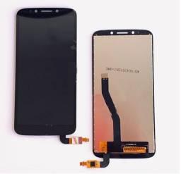 Frontal Tela Touch Moto E5- Moto E5 Play- Moto E5 Plus-Moto E6 Plus