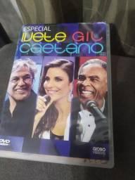 DVD Ivete, Gil e Caetano