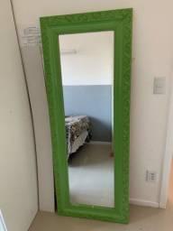 espelho provençal verde