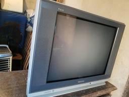 Vendo uma TV antiga ZAP *