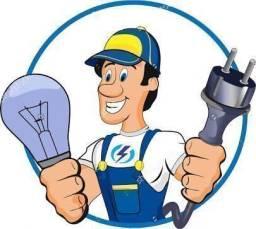 Sou encanador eletricista