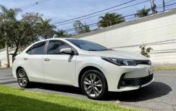 Corolla XEi 2.0 Flex 2018 Único Dono