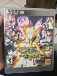Jogo PS3 - Naruto comprar usado  Abreu e Lima