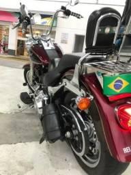 HARLEY FATBOY 2014 - 33 mil km comprar usado  Rio de Janeiro