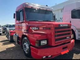 Scania 113H, Top LINE, FAÇO PARCELADO comprar usado  Londrina