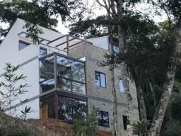 Casa em construção condomínio fechado