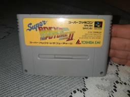Usado, Back to The Future 2 Super Famicom Troco comprar usado  Brasilia