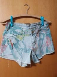 shorts M.officer tamanho 36