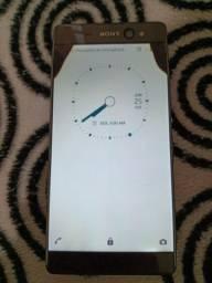 Celular Sony Xperia XA Ultra - Problema na tela