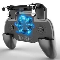 Promoção Só Hoje de R$ 80 por R$ 59 GamePad C/ Cooler- 2000mah 3 em 1-(Entrega Gratuita)