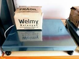 Balança Welmy W-300 Kg. Nova na Caixa Nunca Usada / Autorizada Inmetro