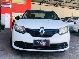 Renault Logan 2019 1.0 Expression Flex!