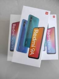 Versão global! Redmi 9A Da Xiaomi.. Novo Lacrado com Garantia e Entrega.