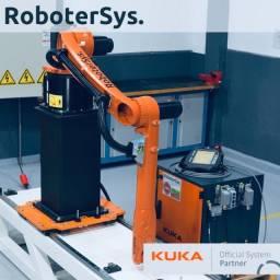 Lcd KCP2 robô Kuka - RoboterSys