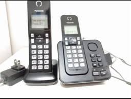 Telefone Panasonic (vindo da Argentina) <br>Modelo N° : KX-TGC360LA