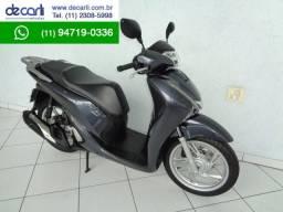 Honda SH 150 Scooter (Gasolina) Cinza - 2019/2019