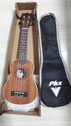 Ukulele Phx Soprano Natural