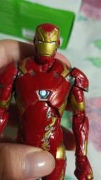 Homem de Ferro Mark 46 Marvel Legends