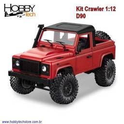 Crawler 1:12 D90 Mn-91k - Kit Montagem