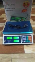 Balança eletrônica comercial 40kg