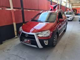 Toyota Etios Cross 2015 1.5 1 mil de entrada Aércio Veículos hcx