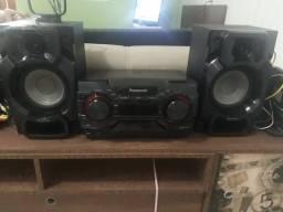 Mini system Panasonic 450w
